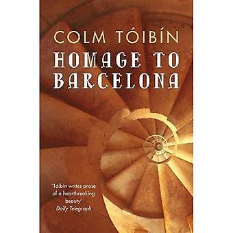 Hyllning till Barcelona