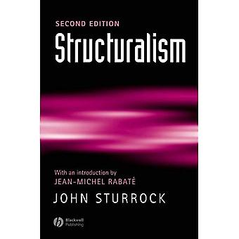 Structuralism : With an Introduction by Jean-Michel Rabate