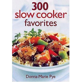300 långsam spis favoriter