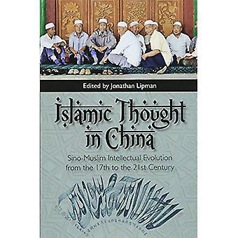 Islamisk tænkning i Kina: kinesisk-muslimske intellektuelle udviklingen fra 17 til det 21.