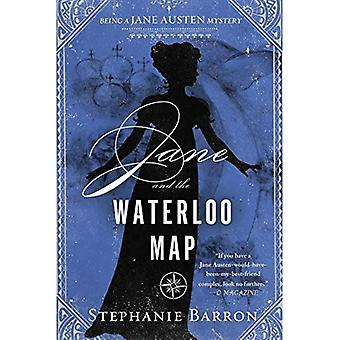 Jane and the Waterloo Map (Being a Jane Austen Mysteries)