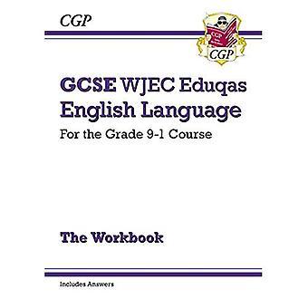 Ny GCSE engelska språket WJEC Eduqas arbetsbok - för kursen årskurs 9-1