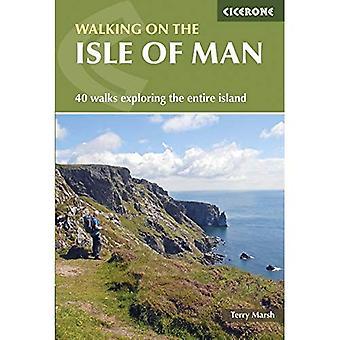Marcher sur l'île de Man (Cicerone marchant Guides)