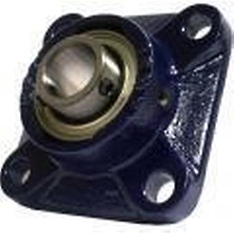 Rhp Sf1Ec Self Lube Cast Iron Four Bolt Square Flange Bearing Unit Sf