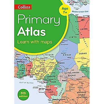 Collins primära Atlas (Collins primära atlaser) (Collins primära atlaser)