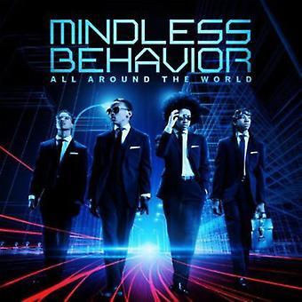 Mindless Behavior - toda importación de Estados Unidos en el mundo [CD]