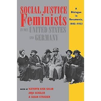 Social retfærdighed feminister i USA og Tyskland - en dialog