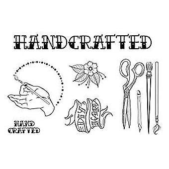 Truecan artesanal sello y tintas (SDS-071)