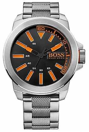Hugo Boss Orange Mens New York 1513006 Watch
