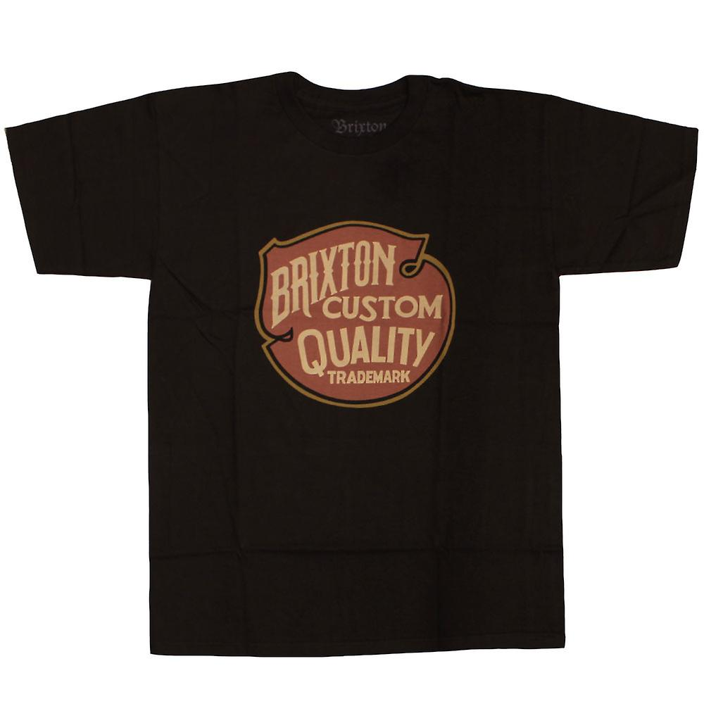 Brixton Roy T-Shirt Black
