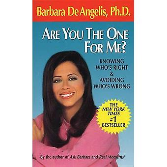 Are You the One for ME? by Barbara Deangelis - 9780440215752 Book