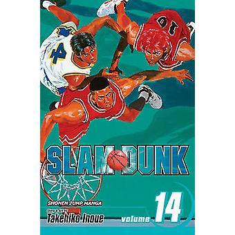Slam Dunk-Volume 14-best av Taeju Inoue-Taeju Inoue-