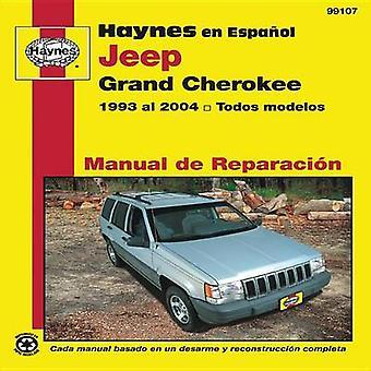 Jeep Grand Cherokee Overhaul Manual by Larry Warren - John H Haynes -