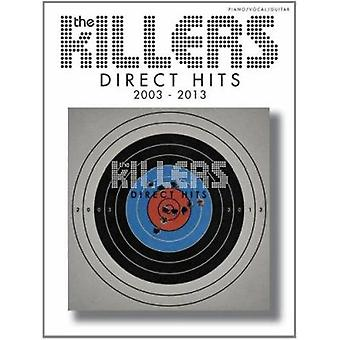 Killers - Direct Hits (PVG) - 9781783055005 Book