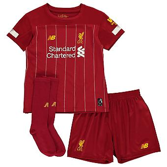 Nuevo balance Kids Liverpool Home mini kit 2019 2020