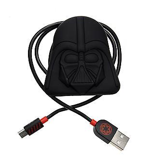 Guerre stellari: Darth Vader controller cavo di ricarica con cavo in ordine (PS4)