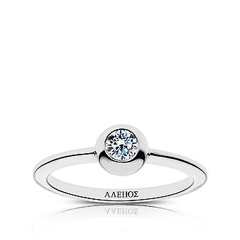 Assassin's Creed Odyssey Alexios Engraved Diamond Ring