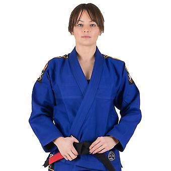 Tatami Fightwear Nova Signore assolute BJJ Gi blu