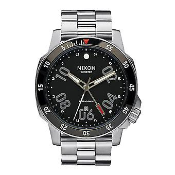 Nixon de Ranger GMT zwart (A941000)