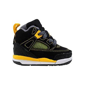 Nike Air Jordan Spizike svart/universitet gull-mørk grå-hvit 317701-030 pjokk