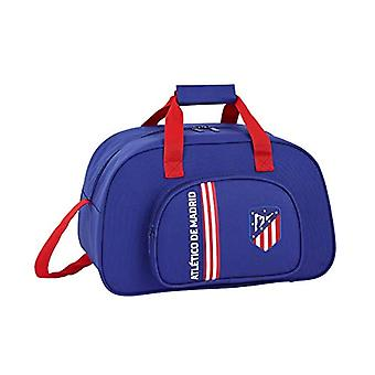 Safta Atl tico De Madrid Children's sports bag - 40 cm - Blue (Azul)