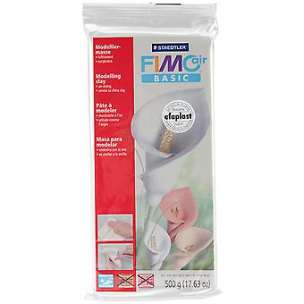 Fimo Air Dry Clay 1.75 Ounces White S8100 0