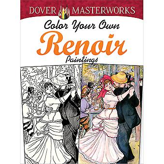 Dover Publications Dover Masterworks: Renoir Paintings Dov 77946