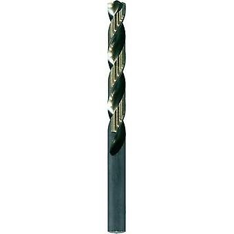 HSS Metal twist drill bit 4 mm Heller 28634 3 Total length 75 mm cut Cylinder shank 1 pc(s)