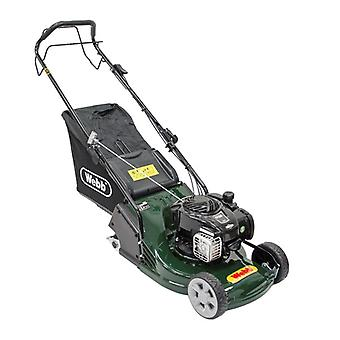 Webb WERR17P Push Lawn Mower With 17inch Rear Roller