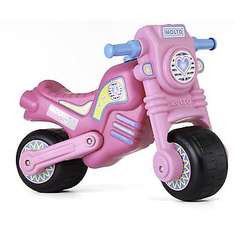 Molto Pink Motorbike Classic