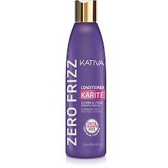 Kativa Zero Frizz Conditioner 250Ml (Woman , Hair Care , Conditioners and masks)