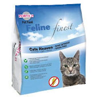 Porta21 Feline Finest Cat's Heaven Grain Free (Cats , Cat Food , Dry Food)