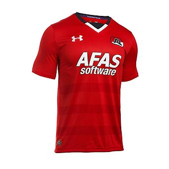 2016-2017 AZ Alkmaar Home Football Shirt