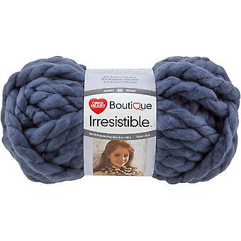 Red Heart Boutique Irresistible Yarn-Denim E848-7875