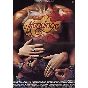 Mandingo Movie Poster (11 x 17)