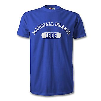 Marshall Islands Independence 1986 T-Shirt