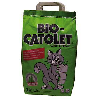 Bio Catolet kuld (100% genbrugspapir) 12 liter