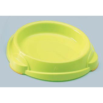 Cena katt-pup skål blandade färger 250ml 11,5 cm (förpackning med 6)