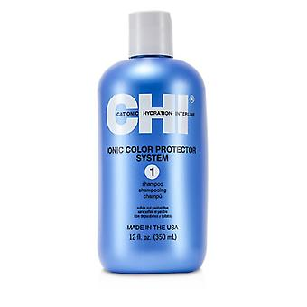 CHI Ionic farge Protector System 1 sjampo 350ml / 12oz