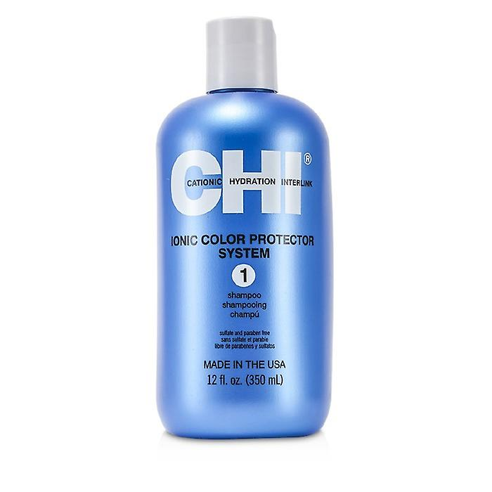 CHI Ionic couleur Protector System 1 shampooing 350ml / 12oz