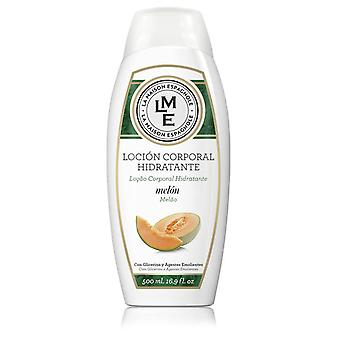 LME Melon Moisturizing Body Lotion 500 Ml