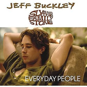 Jeff Buckley - vardagliga människor [Vinyl] USA import