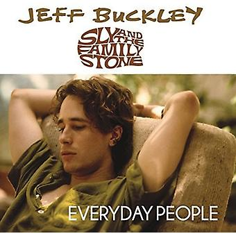 Jeff Buckley - Everyday People [Vinyl] USA import