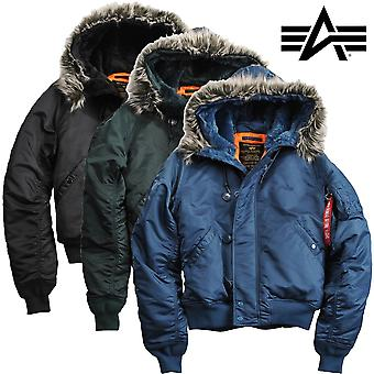 Alpha Industries Jacke N2-B VF 59