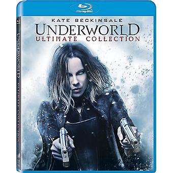 Underworld / Underworld: Awakening / Evolution [Blu-ray] USA import