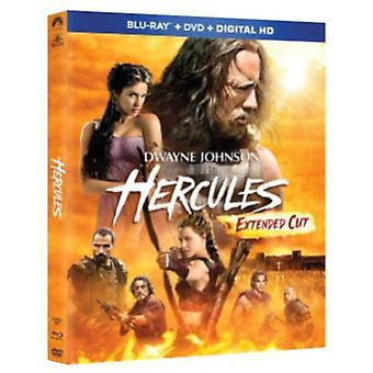Hercules (2014) [BLU-RAY] USA import
