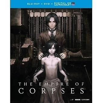 Project Itoh: Empire of Corpses [Blu-ray] USA import