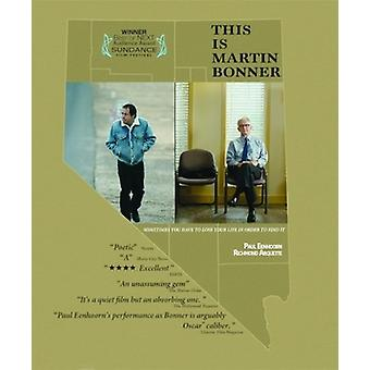 This Is Martin Bonner [Blu-ray] USA import