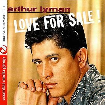 Arthur Lyman - amore per importazione USA vendita [CD]