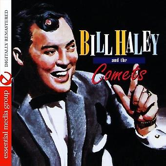 Bill Haley & the Comets - Bill Haley & the Comets-Live [CD] USA import